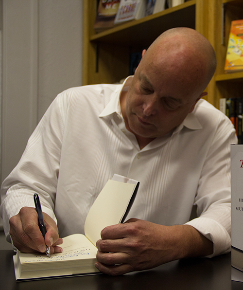 Inkwood Book Signing